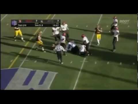 Robert Herron vs 5 teams (2012) video.