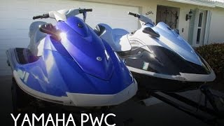 10. [UNAVAILABLE] Used 2011 Yamaha VX1100 Waverunner (2) in Bradenton, Florida