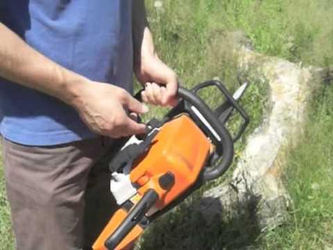 Comment regler allumage tronconneuse la r ponse est sur - Comment affuter une chaine de tronconneuse ...