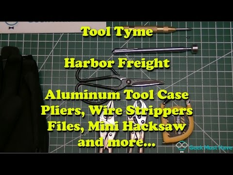 gmh 044 tool tyme harbor freight geekmusthave