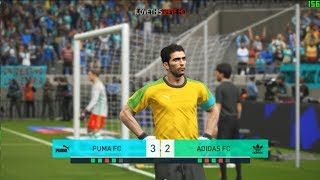 Nonton Puma Best Xi Vs Adidas Best Xi   Pes 2018 Penalty Shootout Film Subtitle Indonesia Streaming Movie Download