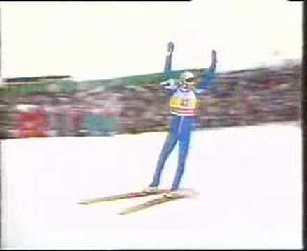 1988 Olympics Normal Hill - Matti Nykänen tekijä: TheFinnKingIII