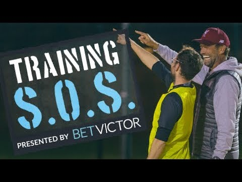 Video: Jürgen Klopp surprises local side at training | BetVictor 'Training SOS' Ep. 1