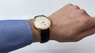 This is the first James McCabe I've reviewed, and I'm actually rather impressed with it. The build quality is good, and the RRP is a reasonable £280. The yellow gold has surprised me (I don't usually like it), and it's quite an impressive looking watch. Shame they claim that it's assembled in the UK though, as I doubt that very much. Read the full review here: https://www.watchitallabout.com/james-mccabe-heritage-automatic-ii-24hr-watch-review/