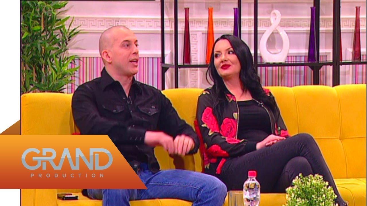 Milan Topalović Topalko i Vesna Topalović, Nermina Mamanović, Kristina Denić – Grand Magazin – (TV Grand – april)