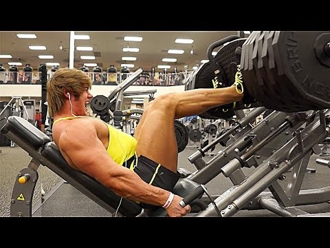 jeff seid - Shoulder workout: http://youtu.be/Apm7CdnsZNo ▻▻▻ Website: http://www.jeffseid.com ▻▻▻ Facebook: http://www.facebook.com/officialjeffseid ▻▻▻ Instagram: http...