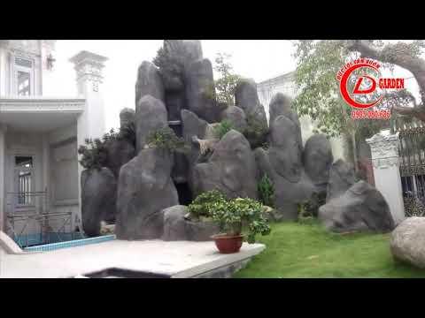 Sân Vườn Biệt Thự Kiên Giang