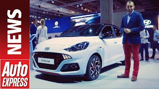 New Hyundai i10 - supermini goes premium with stylish redesign and hi-tech upgrade by Auto Express