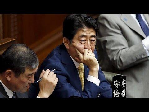 Ιαπωνία: Προωθείται η δυνατότητα ανάληψης στρατιωτικής δράσης στο εξωτερικό