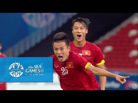 [Highlights] Tranh HCĐ SEA Games 28, U23 Việt Nam vs U23 Indonesia 5-0