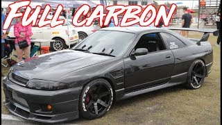 Full Carbon Fiber Skyline R33! (REAL CARBON - 2650lbs) by  That Racing Channel