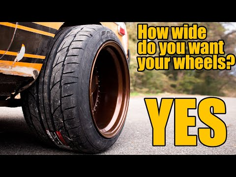 DIY WIDEBODY MGB GT pt. 21: I BUILT MY DREAM WHEELS AND THEY WILL MAKE YOU...