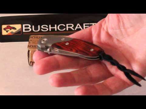 Відеоогляд ножа LionSteel Mini