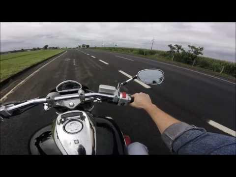 Suzuki Boulevard M1500(2010/2011) GoPro Hero 5Mp (básica)