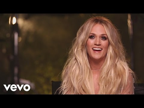 Carrie Underwood - Heartbeat - Behind the Scenes