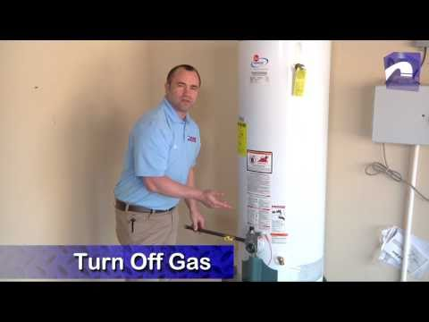How To Turn Off Water Heater & How to Drain Water Heater