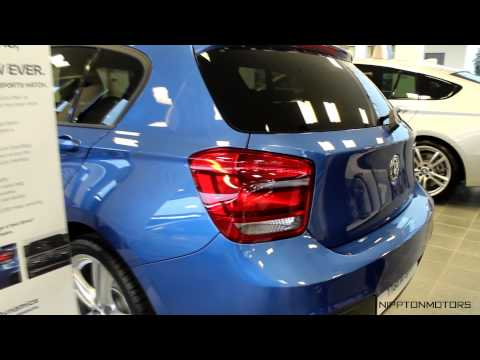2013 BMW 1 Series (E87) M Sport Review