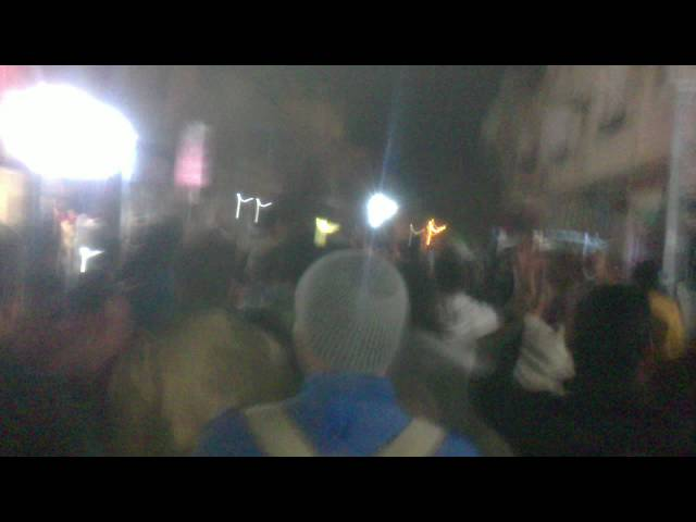 Demonstration in Salamiyah to demand an end to impunity in the city