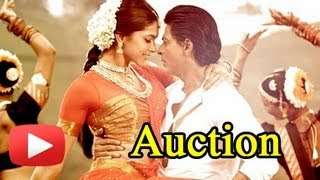 Shahrukh Khan And Deepika Padukone To Auction Their Clothes