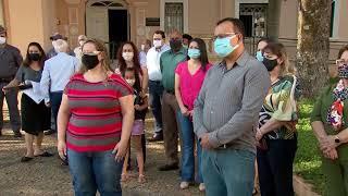 Prefeitura de Garça aplica testes da Covid-19 em servidores municipais