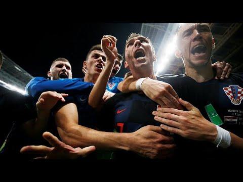 Μουντιάλ 2018: Η Κροατία αντίπαλος της Γαλλίας στον τελικό της Κυριακής…