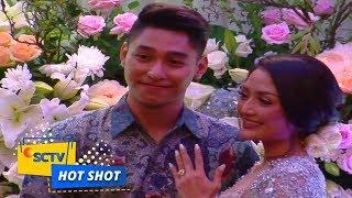 Video Hot Shot - Siti Badriah Dilamar Krisjiana MP3, 3GP, MP4, WEBM, AVI, FLV Maret 2019