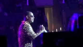 BET Experience | R. Kelly | Staples Center | 6/30/13 (Highlights)