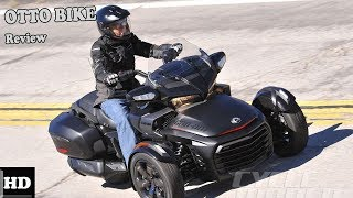 9. Otto Bike l 2019 Can Am Spyder F3 ~ F3 S Chassis Overview