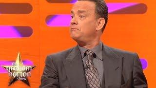 Video Tom Hanks Does An Amazing British Accent   The Graham Norton Show CLASSIC CLIP MP3, 3GP, MP4, WEBM, AVI, FLV September 2019