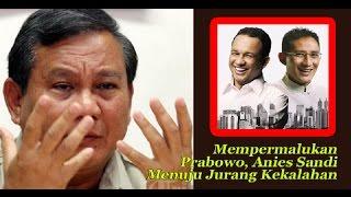 Video Mempermalukan Prabowo, Anies Sandi Menuju Jurang Kekalahan MP3, 3GP, MP4, WEBM, AVI, FLV Juli 2017