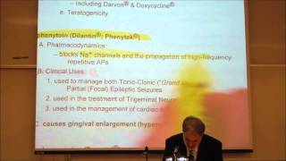 ANTI SEIZURE DRUGS By Professor Fink