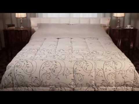 F. Fabris: trapunte artigianali su misura in piumino d'oca - custom down quilts Made in Italy