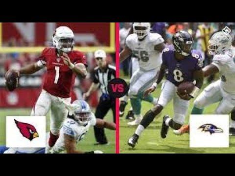 Baltimore Ravens vs Arizona Cardinals LIVE
