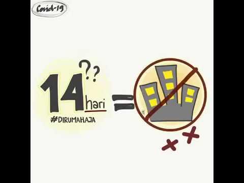 Antisipasi COVID-19, Mengapa Harus 14 Hari Isolasi Mandiri di Rumah Saja?