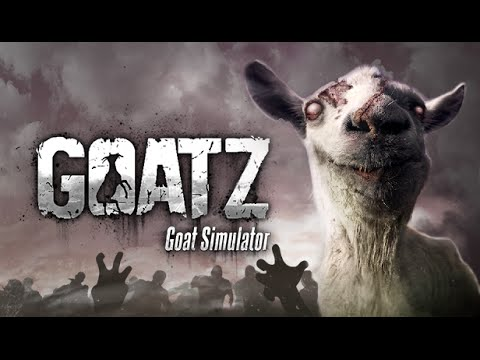 Arriva Goat Simulator: Goatz per Androis e iOS