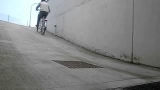 Test Bike Crystal - rampa al 27%