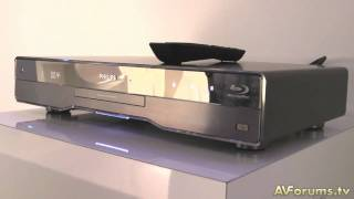 IFA 2009 - Philips Blu-ray Players