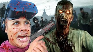 Video SHOOT ZOMBIES IN FIRST PERSON VIRTUAL REALITY!!! (Oculus Rift Games) MP3, 3GP, MP4, WEBM, AVI, FLV Agustus 2018