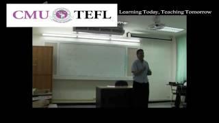 Teaching English In Thailand Chiang Mai University Teel Thailand