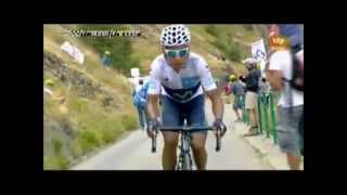 Alpe D'Huez France  city photos : Alpe D'Huez Tour de Francia 2015 Thibaut Pinot