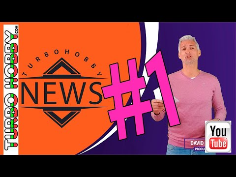 Modelos de uñas - Turbohobby NEWS #1: noticias de radio control