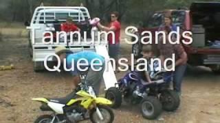 Tannum Sands Australia  city images : Tannum sands.wmv
