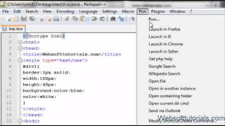 Html And Css In Hindi / Urdu Tutorial - 30 - Align A Div Or Element In Center Of Html Webpage