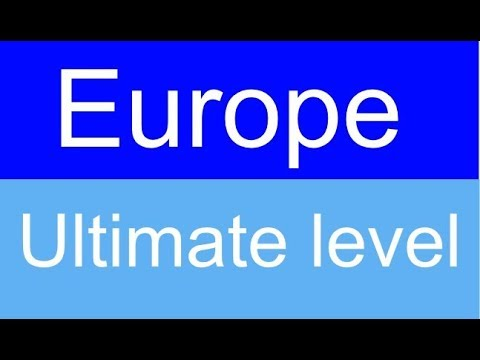 Flags of Europe quiz - Level: Ultimate