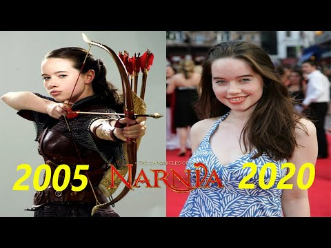 THE CHRONICLES OF NARNIA CAST  | THEN AND NOW 2020 | INSANE TRANSFORMATION