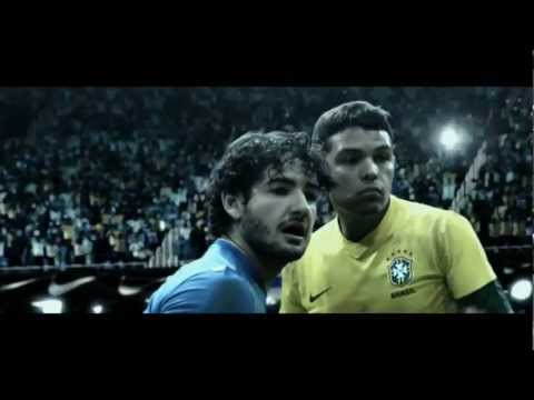 nike_football_video - http://www.footy-boots.com/ - It's the greatest match-up never to happen as Brazil take on themselves in a high-octane match of silky-skilled football!