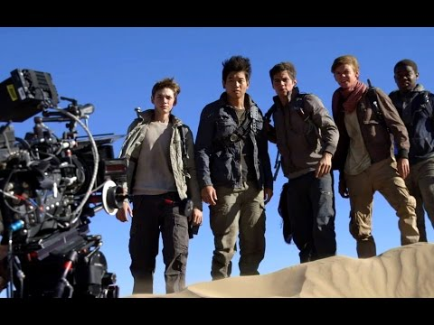 Maze Runner: The Scorch Trials (B-Roll)