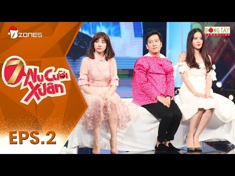 7 Nụ Cười Xuân | Tập 2 Full: Hari Won khiến cả nhà phát hoảng trong ngày đầu làm dâu (28/1/2018) - Thời lượng: 1:19:06.