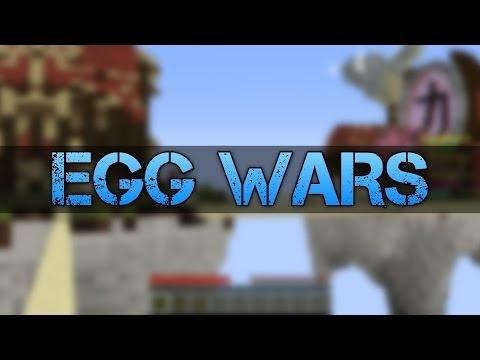 EGG WARS-Hacklerle Dolu ! Akşam Akşam Sapıttık !