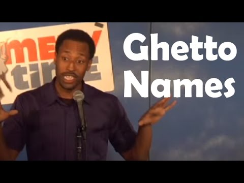 Ghetto Names (Funny Videos)